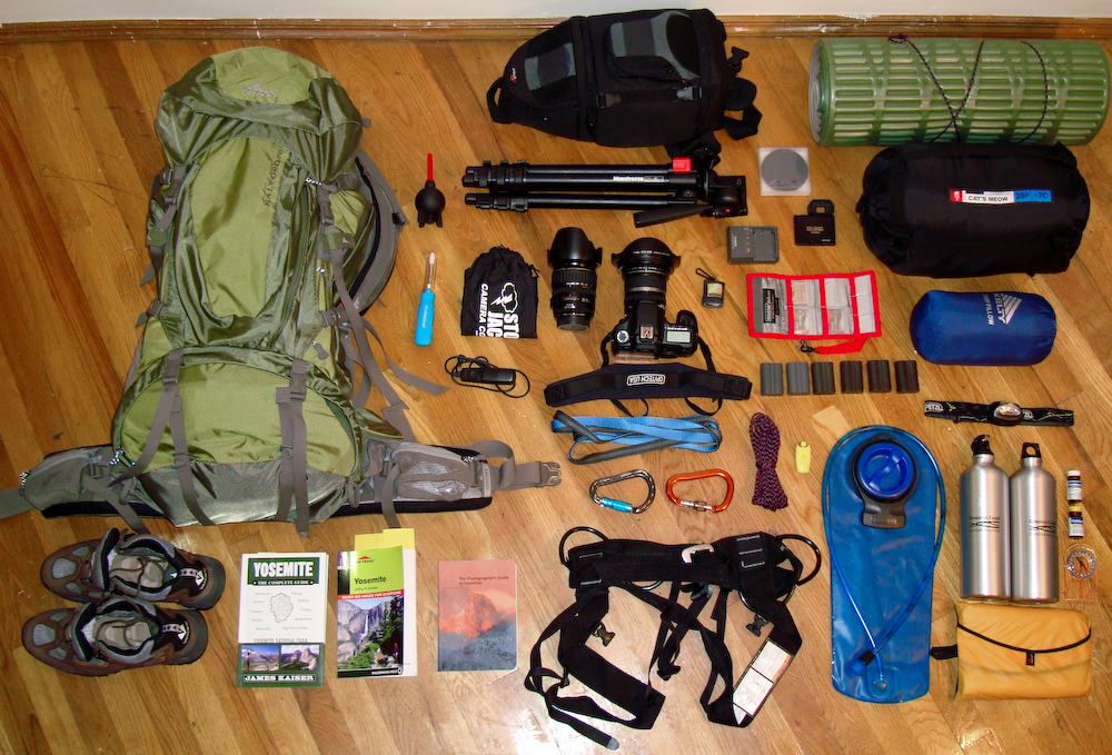 11 Pieces of Equipment Every Backpacker Needs
